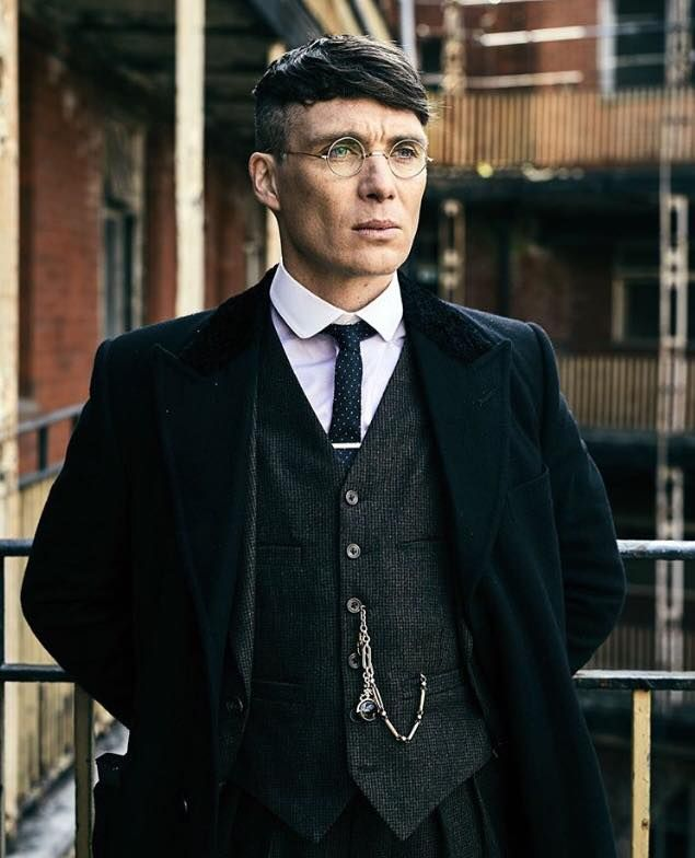 Peaky Blinders, Series 4. Cillian Murphy.