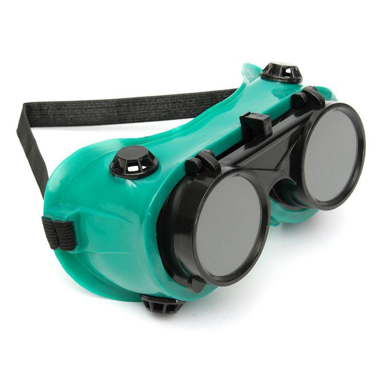 Flip Up Anti-glare Glasses Welders Welding Glasses Welding Goggles