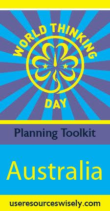 World Thinking Day - Australia - Girl Scouts - Girl Guides