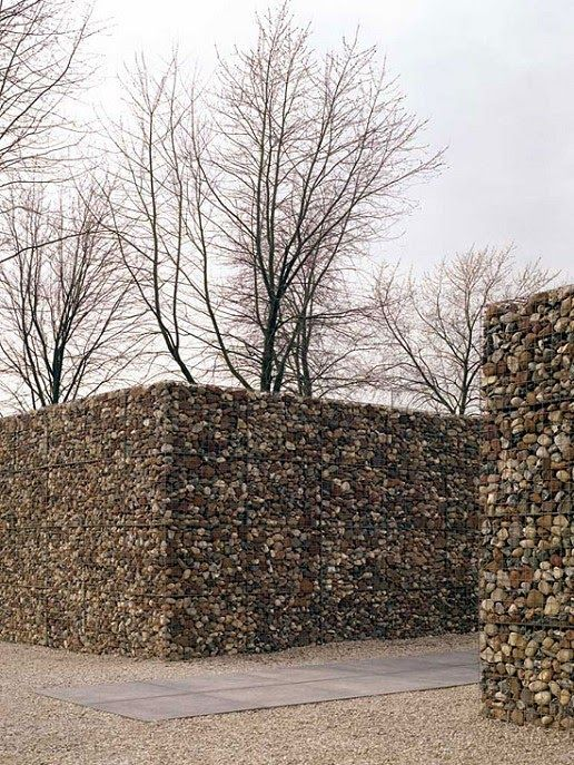 gabion walls idea