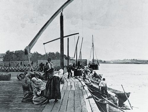 Oulu. Museoviraston arkistoista Finland