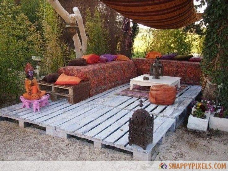 530 Best Bois Brut, Palettes  Images On Pinterest | Garden Deco