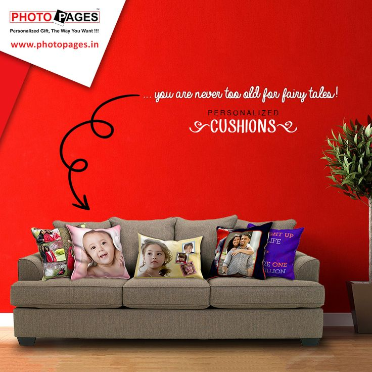 Get your emotions printed on a pillow, visit www.photopages.in and upload your favorite photos. #PhotoPages  #Gift #Personalized   #PersonalizedCushions #Pillows   Personalized Cushions: http://ow.ly/Yy8Gz
