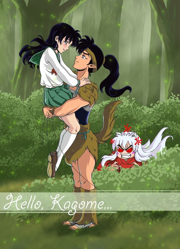 inuyasha and kagome dating fanfic Rated: pg 13+ summary: 'one hour challenge' #85: response fanfic kagome's flu medicine does more than cure flu symptoms now she thinks she's a creature of the night, shippou is a snack, and inuyasha is prime mate material.