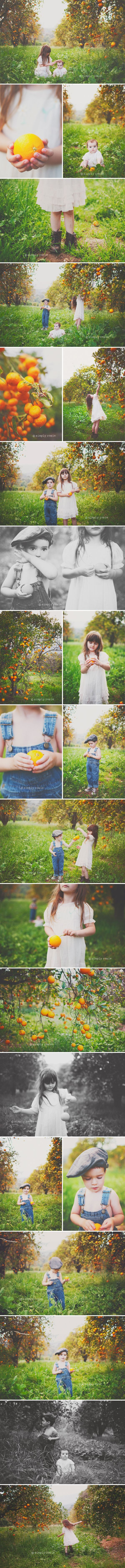 Love how she captured them just being themselves with no props. | Simply Rosie Photography