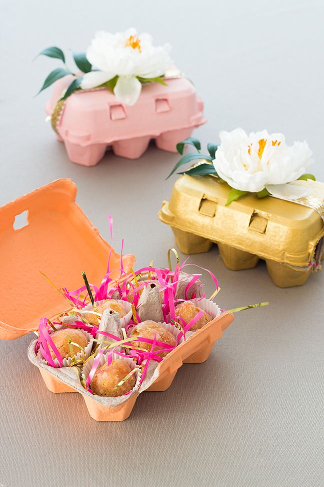 111 best easter images on pinterest silk flowers artificial diy spring baked goods gift box negle Image collections