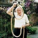 Albert Pierrepoint aged 80