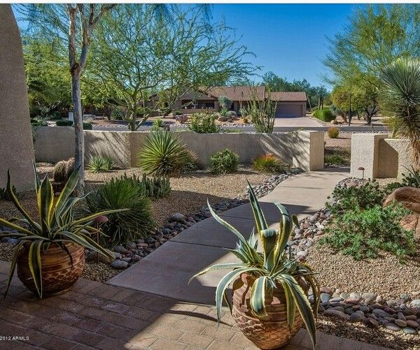 Top 70 Best Desert Landscaping Ideas: 67 Best Southwest Landscaping Images On Pinterest