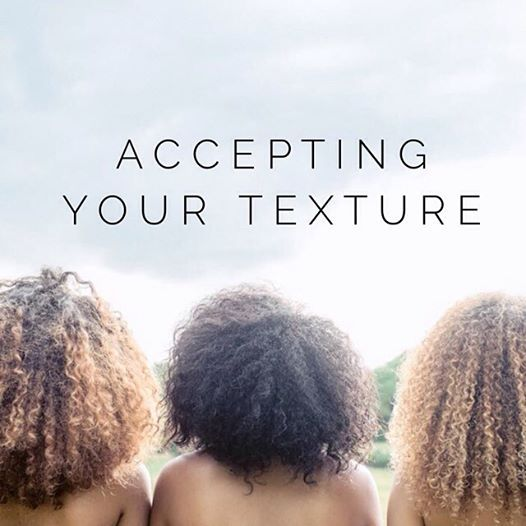 Accepting Your Texture