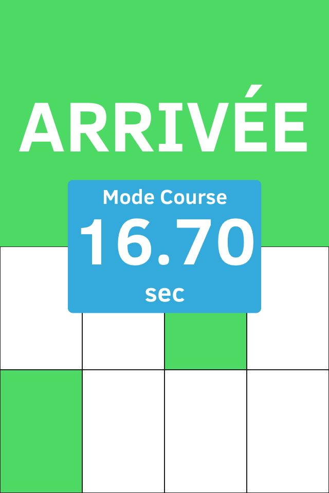 OMG! J'ai fait 16.70 secondes en mode Course dans White Tile ! @whitetile_game https://itunes.apple.com/fr/app/white-tile/id866148386