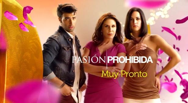 pasion prohibida | Primeras imagenes de Pasion Prohibida (Jencarlos Canela y Monica Spear ...