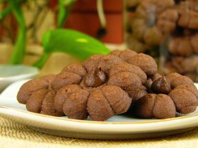 Resep Kue Semprit Cokelat ~ Resep Aneka Kue Kering