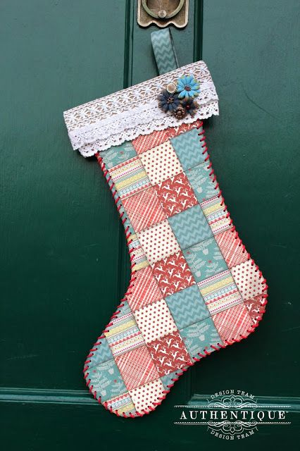 Traditional Holiday Stockings