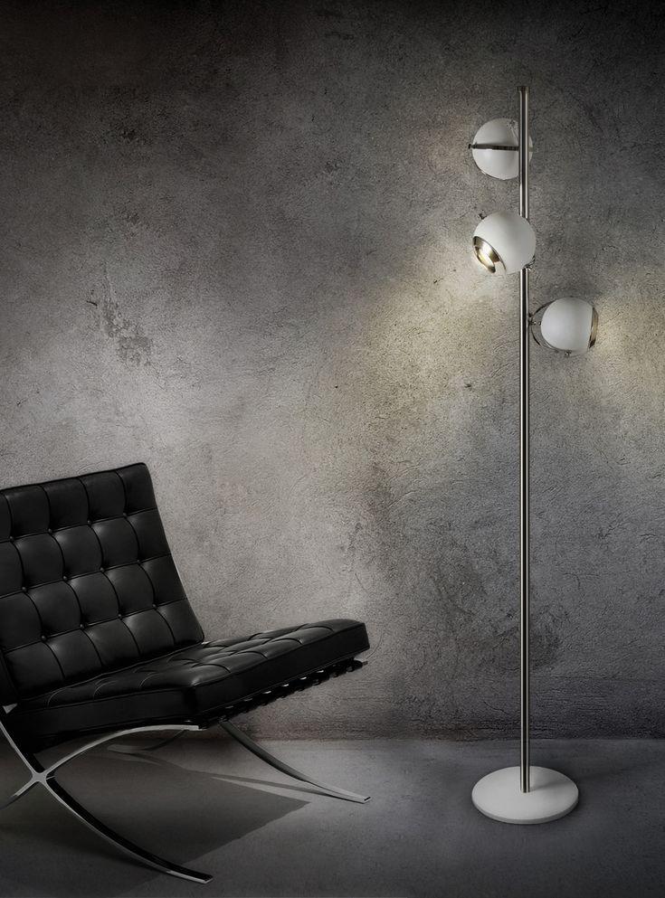 Delightfull Lighting SCOFIELD Floor from K + I