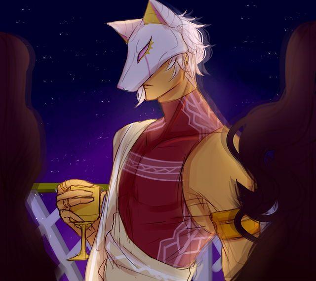 The Arcana - A Mystic Romance #Otome #Anime #Game #Visual