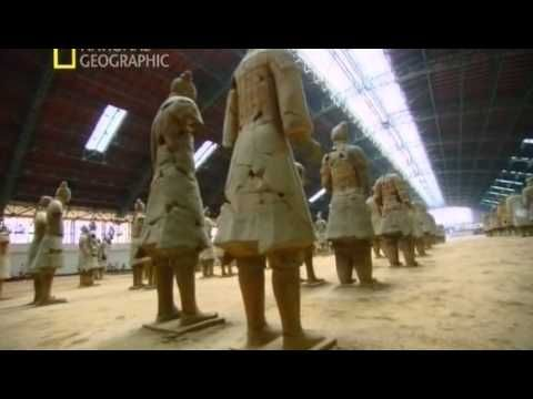 Терракотовая армия Китая - YouTube