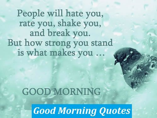 Latest Good Morning Quotes Free Download Good Morning Quotes For Delectable Latest Quotations