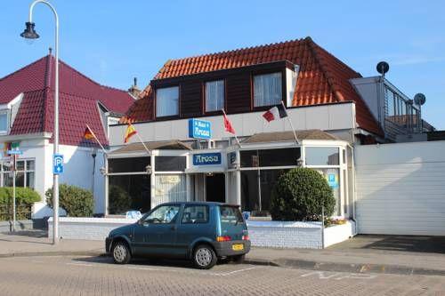 Cheap Hotels in Zandvoort  Hotel Arosa Hotel