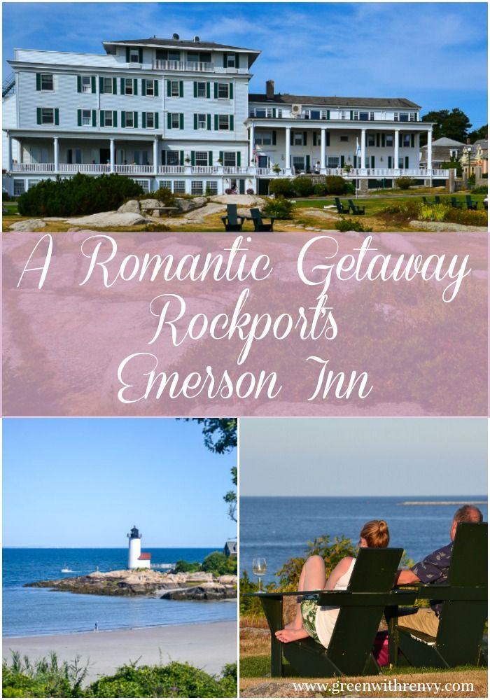 #Rockport, MA Emerson Inn | Hotel Review | New England Romantic Getaway | Massachusetts | USA