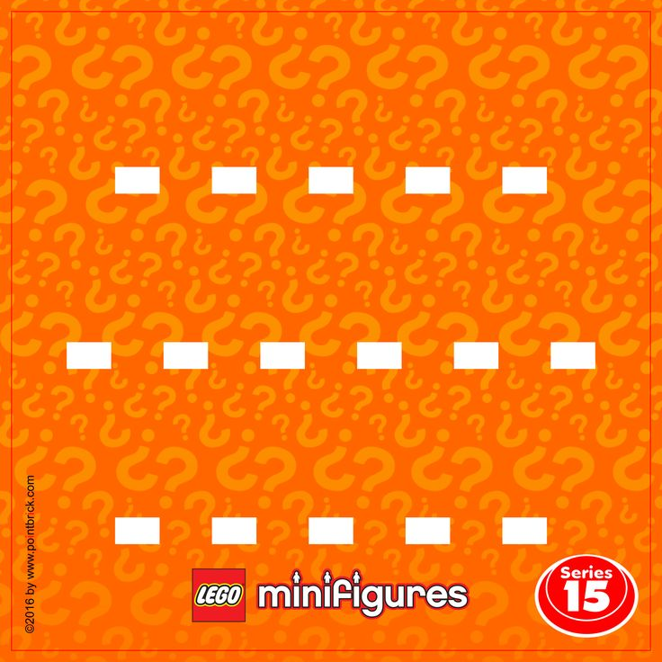 LEGO Minifigures 71011 - Series 15 - Display Frame Background 230mm 1- Clicca sull'immagine per scaricarla gratuitamente!