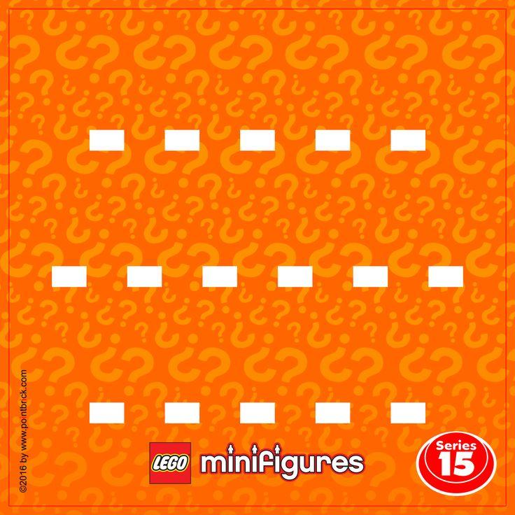 LEGO Minifigures 71011 - Series 15 - Display Frame Background 230mm 1- Clicca sull'immagine per scaricarla gratuitamente!