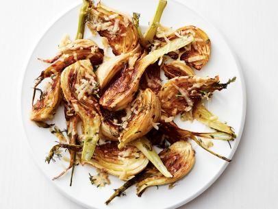 Parmesan Roasted Fennel Recipe   Food Network Kitchen   Food Network