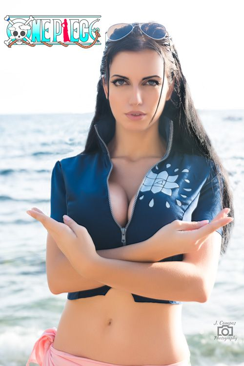 Nico Robin from One Piece Cosplay http://geekxgirls.com/article.php?ID=5572