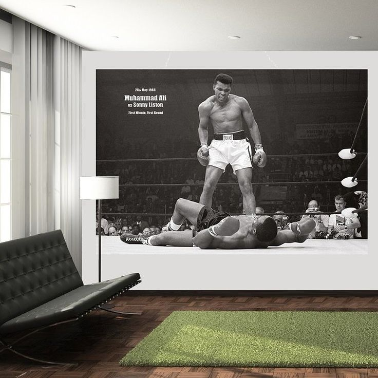 Fancy - Muhammad Ali Wallpaper