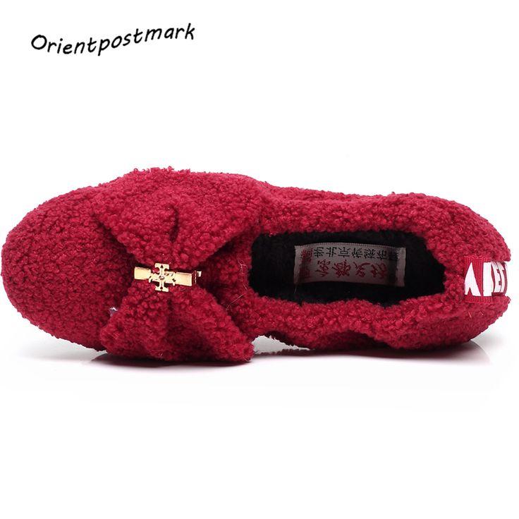 Pantoufles d'hiver Pantoufles Intérieur Chaussures Hommes Chaussures Femmes Stripes Chaussures (M, Rojo)