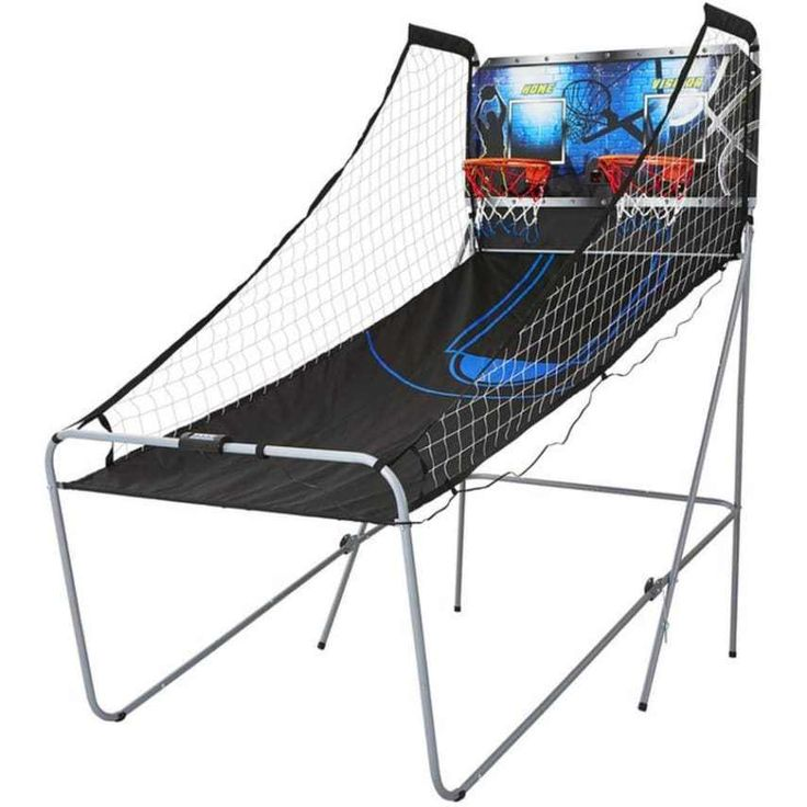 MD Sports 2-Player Arcade Basketball Game 8 Game Options Electronic scoring | eBay