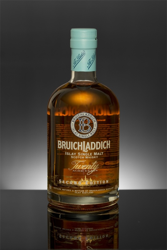 Bruichladdich 20yo. The second-edition - subtitled 'Flirtation', and finished for 6 months in French red wine casks - would have been the most expensive bottle that I'd bought by a country mile were it not for the fact that I purchased a 20cl bottle! I was hooked by the sweet malty & fruity character and this bottle somewhat kickstarted a fascination with the influence of red wine casks on whisky.