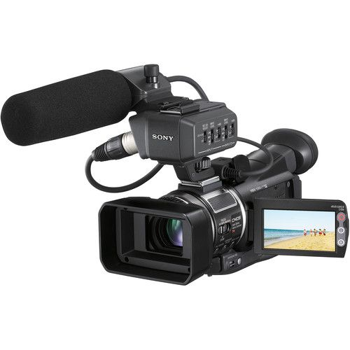 Sony HVR-A1E HDV PAL Professional Camcorder