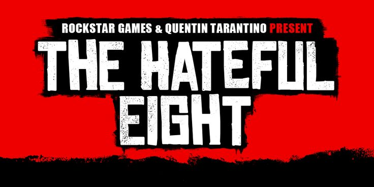 The Hateful Eight meets Red Dead Redemption -  Personal project. Crossover between the last Tarantino's movie and Red Dead Redemption by Rockstar Games. #Hatefuleight #rockstargames #reddeadredemption #illustration #digitalpainting