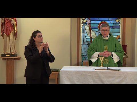 VI. Eucharistic Prayer III - The New Roman Missal for Interpreters