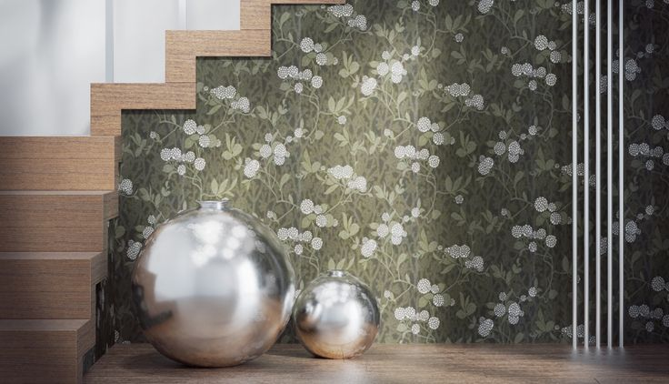 Alcina: Florals for a classic scheme with a stunning twist.