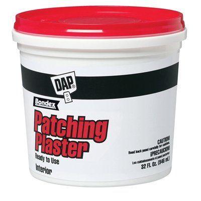 Dap Patching Spackling Compound 52086 32 Oz Vinyl Ester Drywall Patching Compound Plaster Repair Spackling Plaster Walls