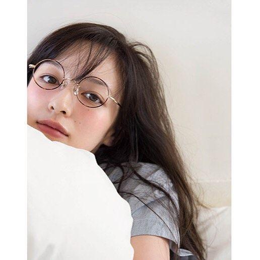 soup.8月号 #森絵梨佳#可愛い#美人#綺麗#美しい#美女#素敵#丸メガネ#透明感#美肌#ロングヘア#ナチュラル#雰囲気#メイク#コスメ#おしゃれ#モデル#soup#雑誌#Japanesemodel#beautifulwoman#kawaii#cute#sweet#lovely#pretty#natural#makeup#cosume#magazine