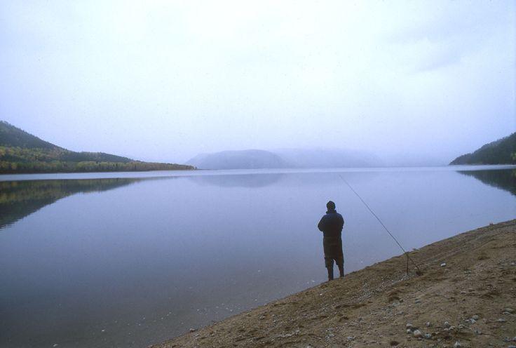 Peaceful #autumn day at Fjord du #Saguenay, Quebec. http://www.saguenaylacsaintjean.ca/