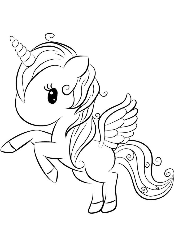 for unicorn 048 coloring pages unicorn