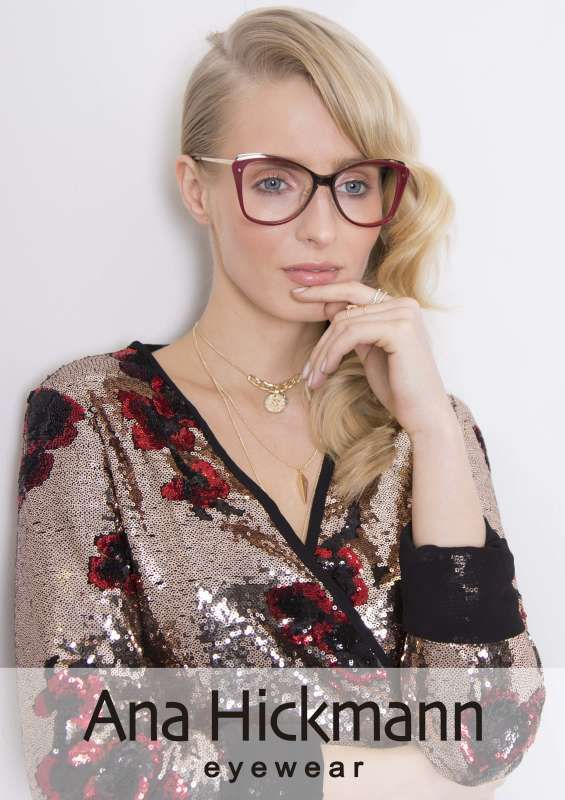 Ana Hickmann | Go Eyewear Group | Montures lunettes, Lunettes