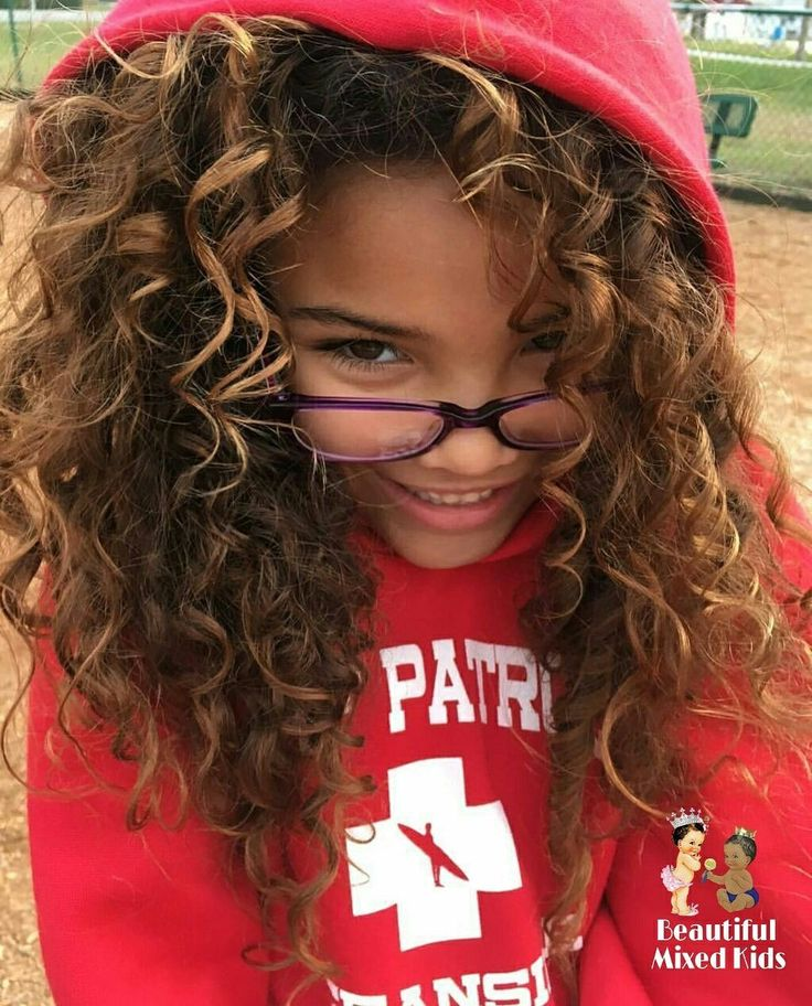 Catalina - 7 Years • Dad: African American • Mom: Caucasian ❤