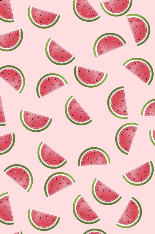 #watermelon #iphonewallpaper #iphone4 | iPhone wallpapers ...