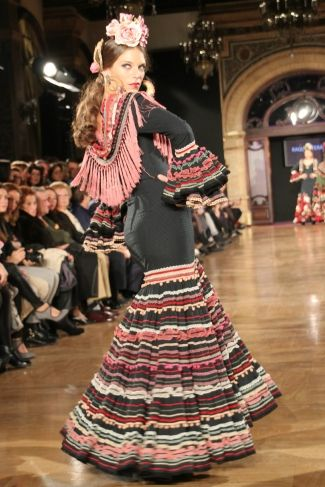 Traje de Flamenca - Raquel-Teran - We-love-flamenco-2015