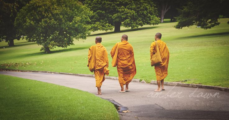 Monks. Amber Dawn Photography | Travel photography | Trinidad and Tobago photographer.