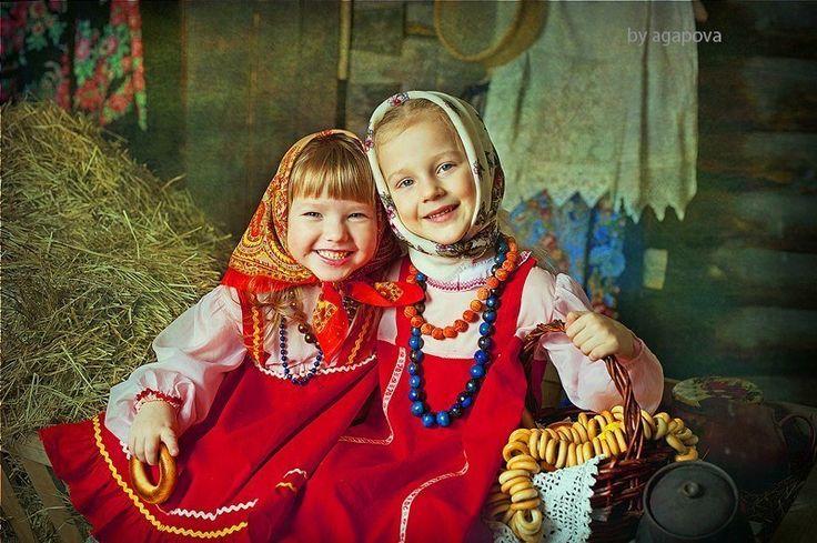 Славянские дети – 83 фотографии