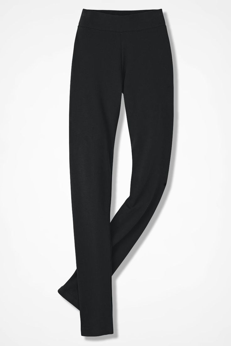 Essential Supima® Leggings - Women's Pants | Coldwater Creek