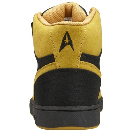 Airwalk Launches Star Trek Sneakers. I'll take mine in blue please!!