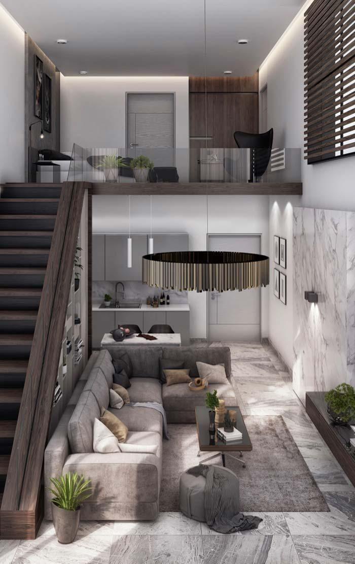 Moderne Häuser: Entdecken Sie 100 Modelle von innen und außen
