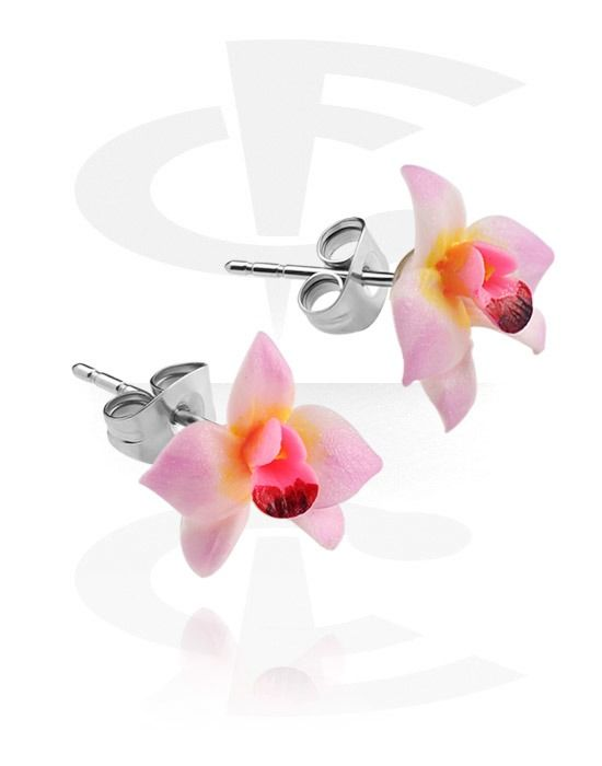 Ear Studs (Surgical Steel 316L) | Crazy Factory Modesmycken onlineshop