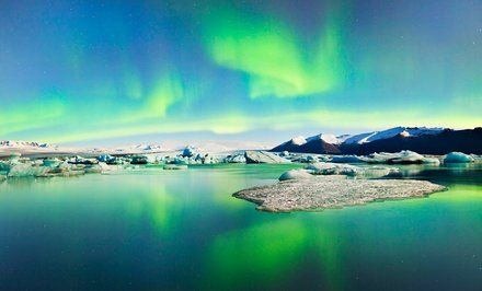 image for ✈ Reykjavik with Flights and Tour